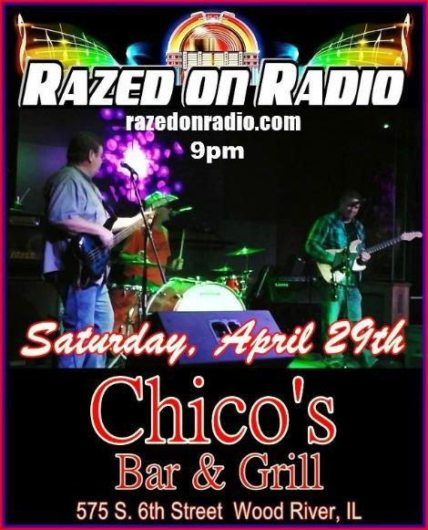 Razed On Radio 4-29-17