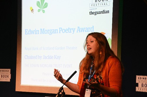 Claire Askew, Edwin Morgan Poetry Award