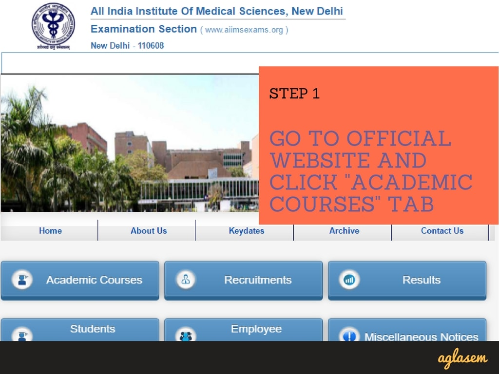 AIIMS PG Admit Card 2018 Released   Download Here