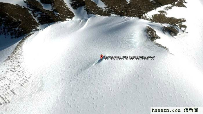 crashed-ufo-in-antarctica-discovered-on-google-earth