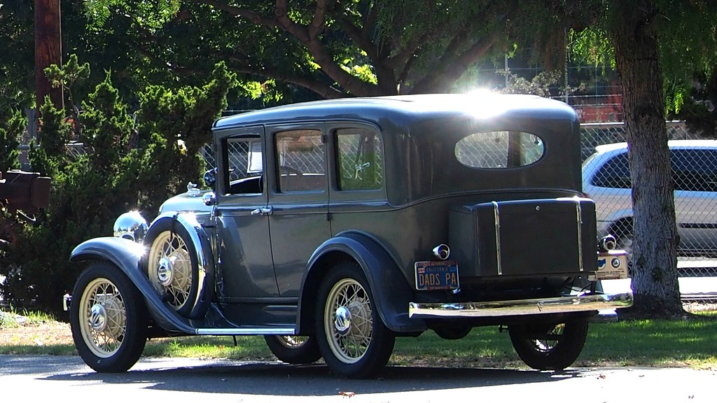 1931 Plymouth PA 4 Door \'DADS PA\' 2 | Photographed at the An… | Flickr