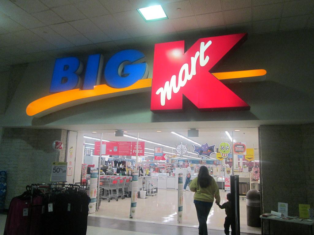Return To Warren Kmart Just Before Closing Forever