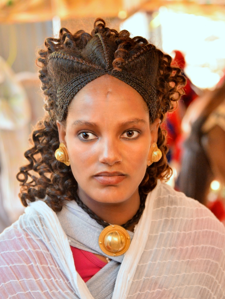 Hairstyle Of Tigray Ethiopia Rod Waddington Flickr