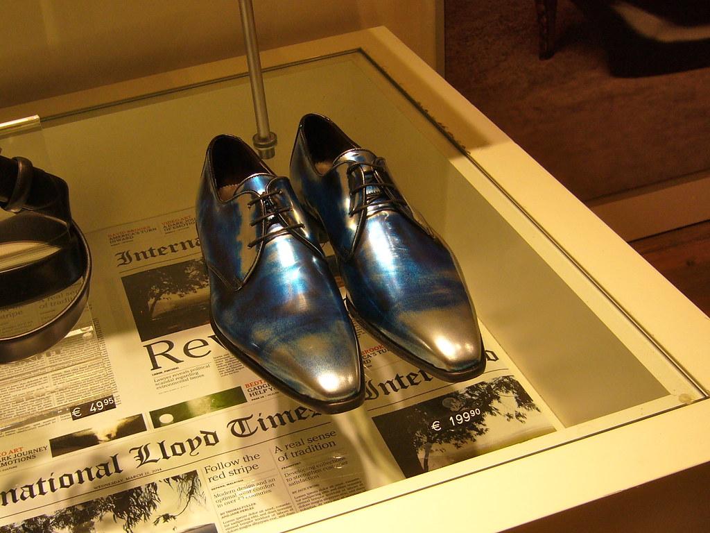 Silberne Schuhe S R Flickr