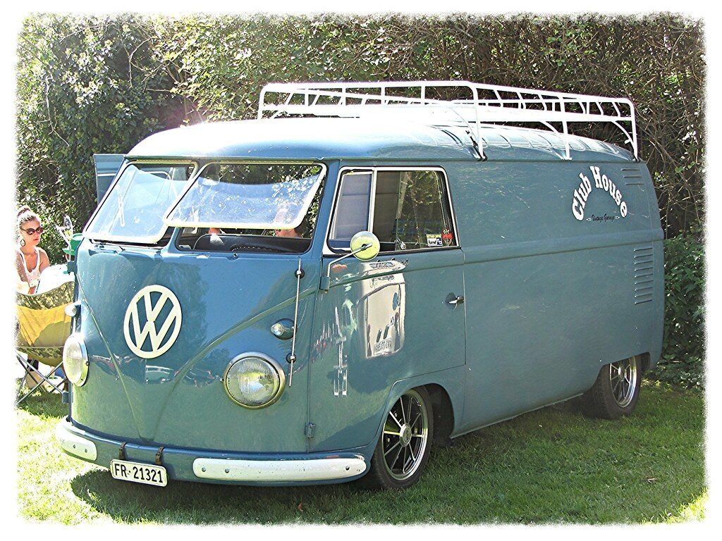 vw combi t1 panel van vw porsche classic 2014 sion flickr. Black Bedroom Furniture Sets. Home Design Ideas