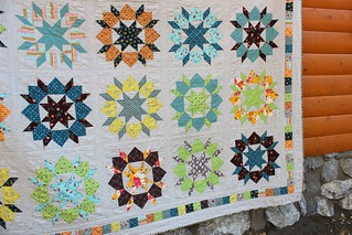 DS Handquilted Swoon Quilt | by CoraQuilts~Carla