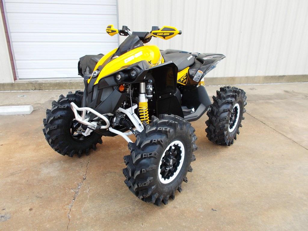 Outback Max tires - Renegade 1000XXC - Can-Am ATV Forum