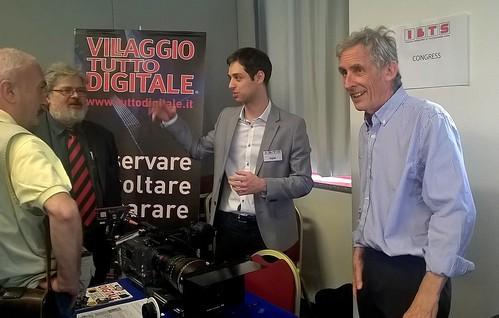 I.B.T.S Italian Broadcast & Tecnologies Show