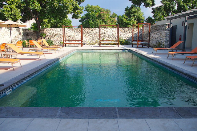 Photo for Garden pool haiti