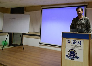 SRM University Chennai | by SaurabhChatterjee
