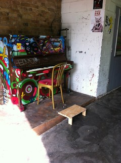 Herne Hill Street Piano  - Pianist for Hire, London | by Jazz For Hire London