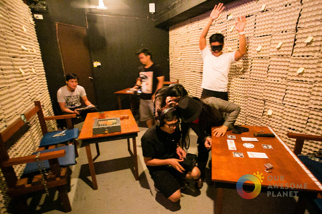 Escape Room Manila