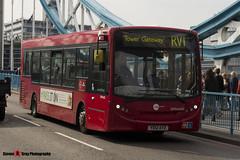 Alexander Dennis Enviro 200 - YX12 AYZ - DMV44221 - Tower Transit - Tower Bridge London - 140923 - Steven Gray - IMG_9495