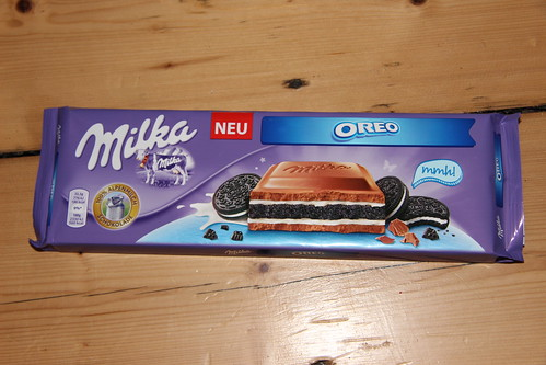 Milka White Chocolate With Coconut