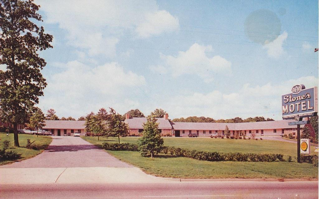 Stone's Motel - Alexandria, Virginia
