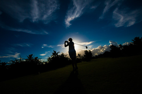 One epic, glorious game of golf | by Johnny Silvercloud