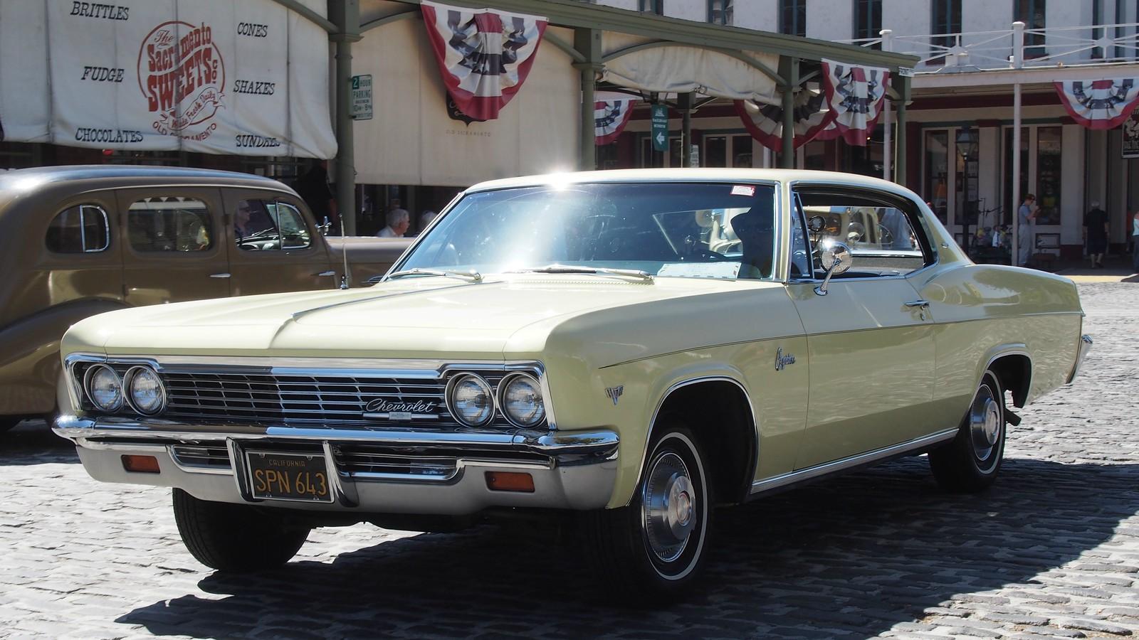 Chevrolet Caprice Flickr 1966 Clic