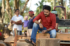 Katamarayudu Movie Working Stills