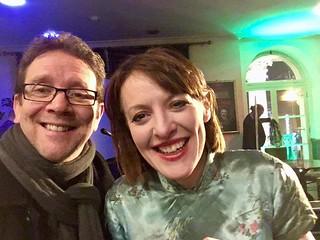 Chris Conway & Susi O'Neill