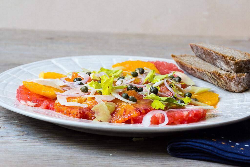 Sizilianischetrusfrüchtesalat via lunchforoner Zitrusfrüchtesalat via lunchforone-2