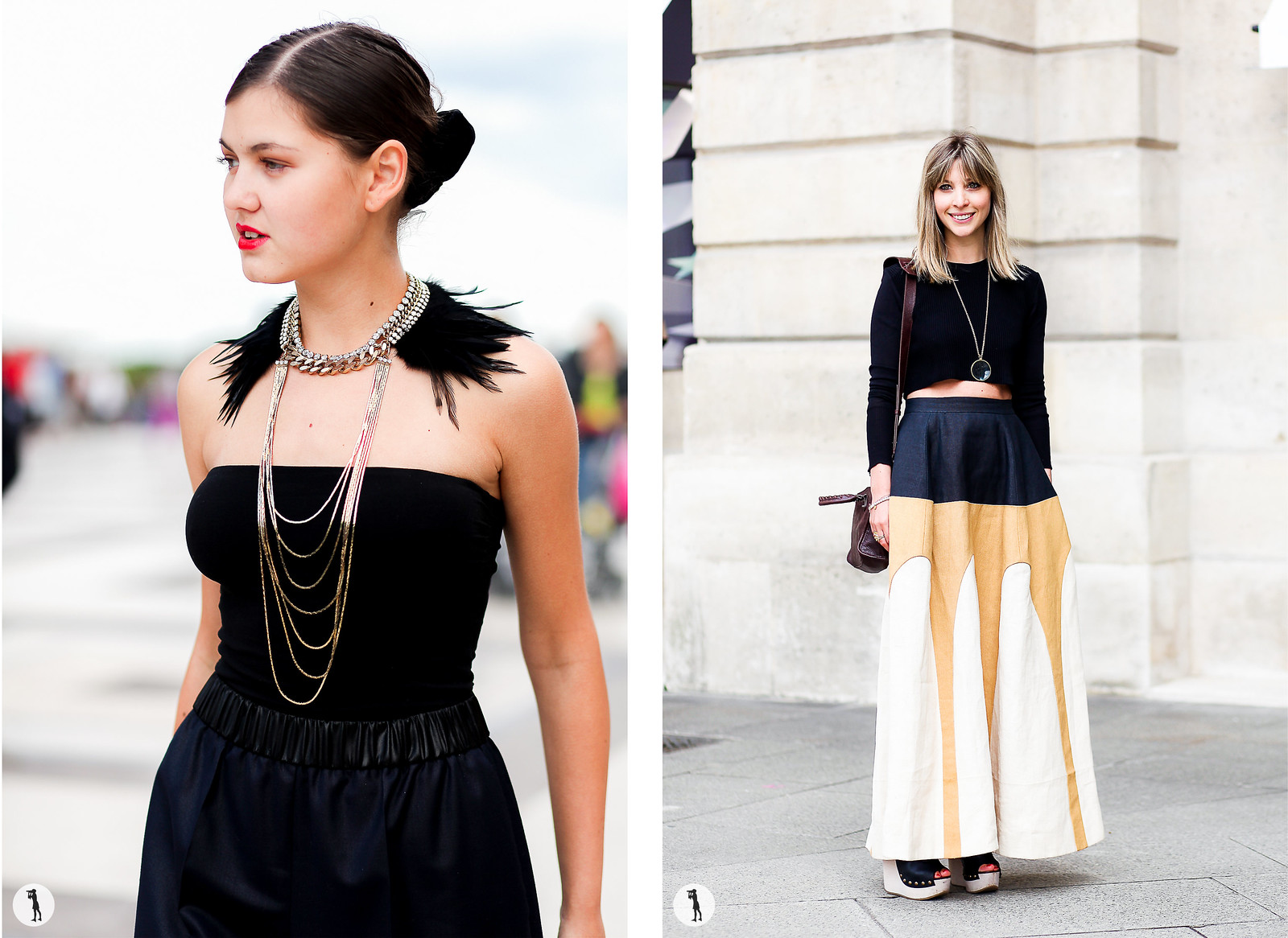 Street style - Paris Fashion Week Haute-Couture FW14-15