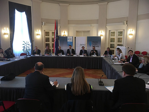 """""""Challenges to Croatian Foreign Policy - Relations to the wider Europe"""" 17th March 2017"""