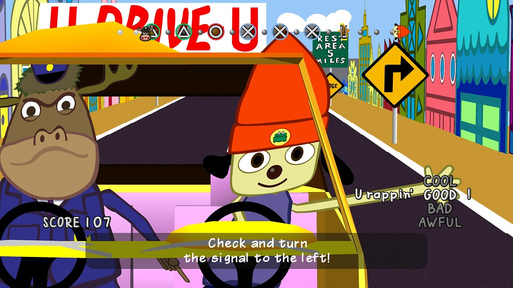 PaRappa the Rapper Remastered