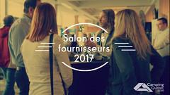 Salon des fournisseurs 2017 - Journée Camping Québec