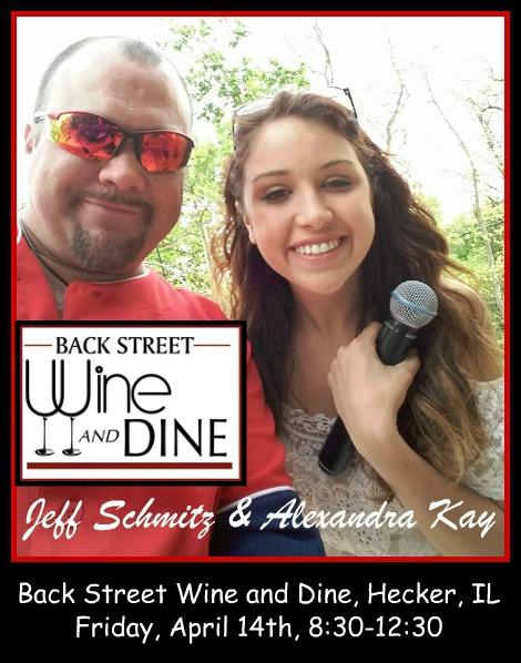 Jeff Schmitz & Alexandra Kay 4-14-17