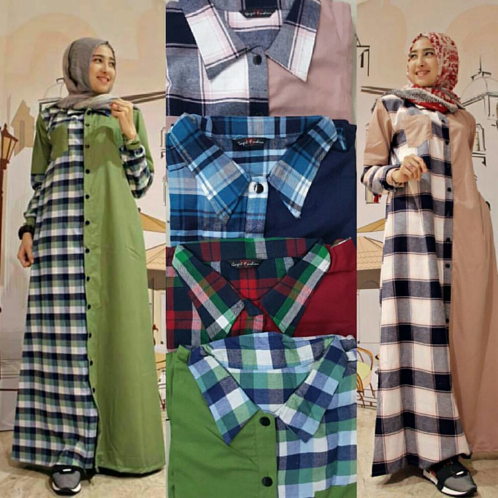 New Ready Stock Kode Carissa By Gagil Gamis Only P Flickr