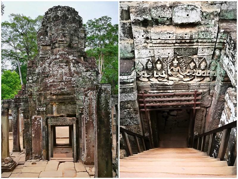 angkor wat stone carvings | www.wearejuanderers.com