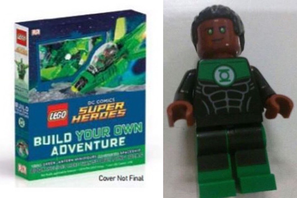 lego green lantern instructions