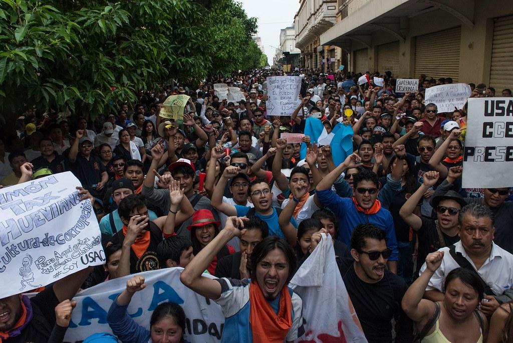 Manifestación #25A en 2015