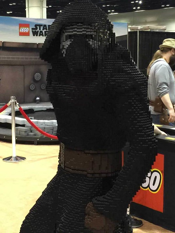 LEGO at the Star Wars Celebration Orlando 2017