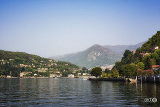 Beautiful Lake Como, Italy