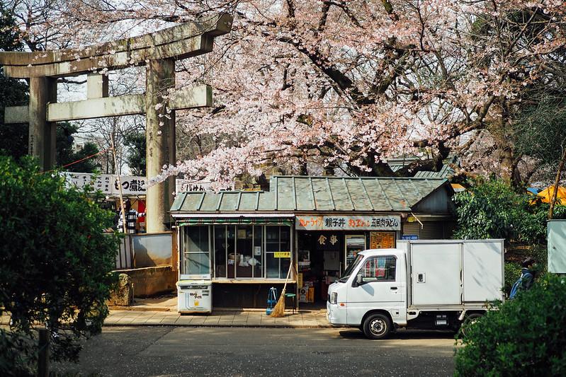食事小店|上野公園