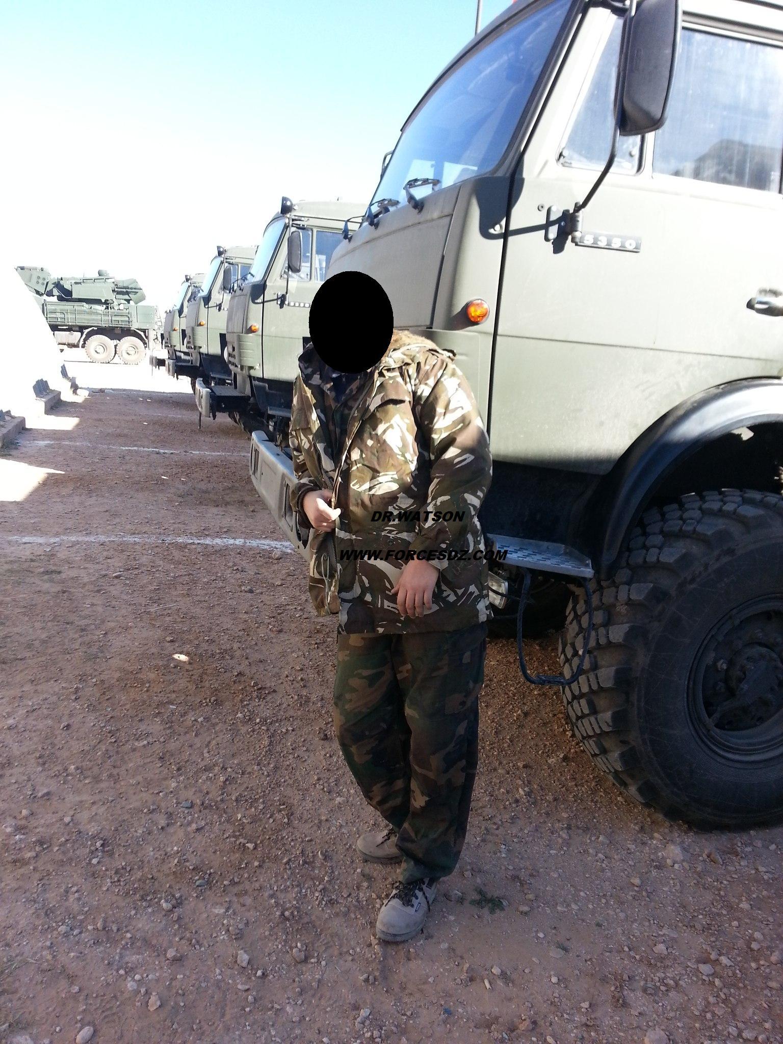 القوات البرية الجزائرية [ Pantsyr-S1 / SA-22 Greyhound ]   34024367452_a880bf225c_o