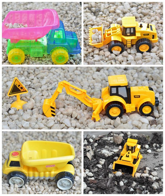 DIY Construction Pit for Kids