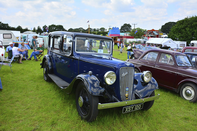 Classic Car Shows Suffolk