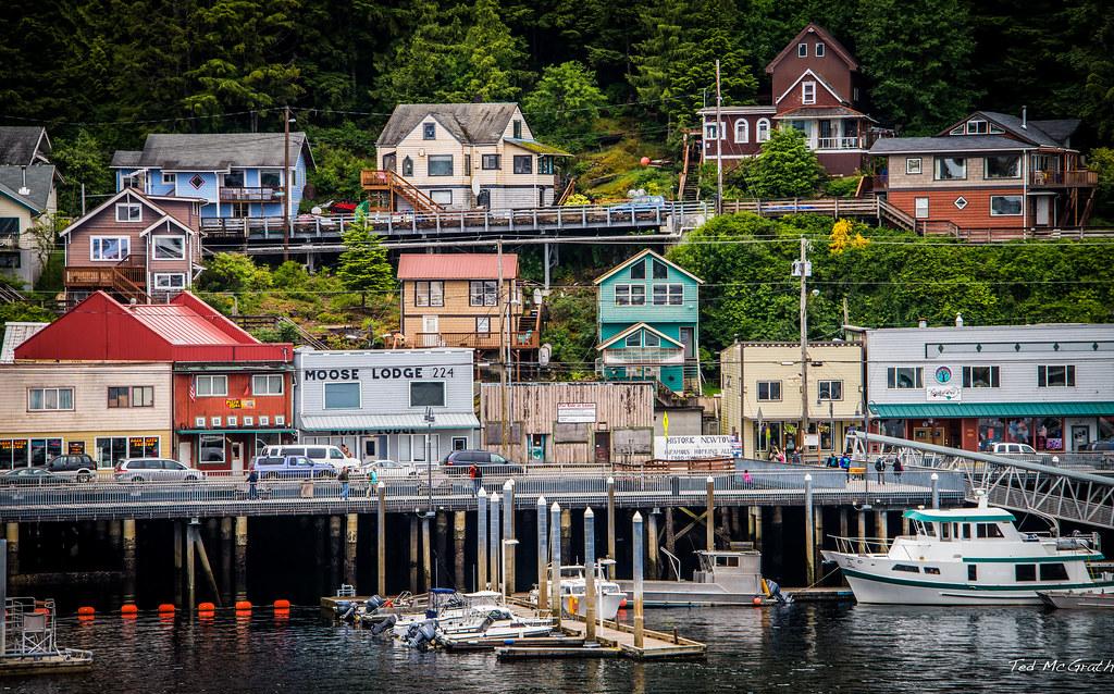 2014 Alaska Cruise Historic Newton Ketchikan Flickr