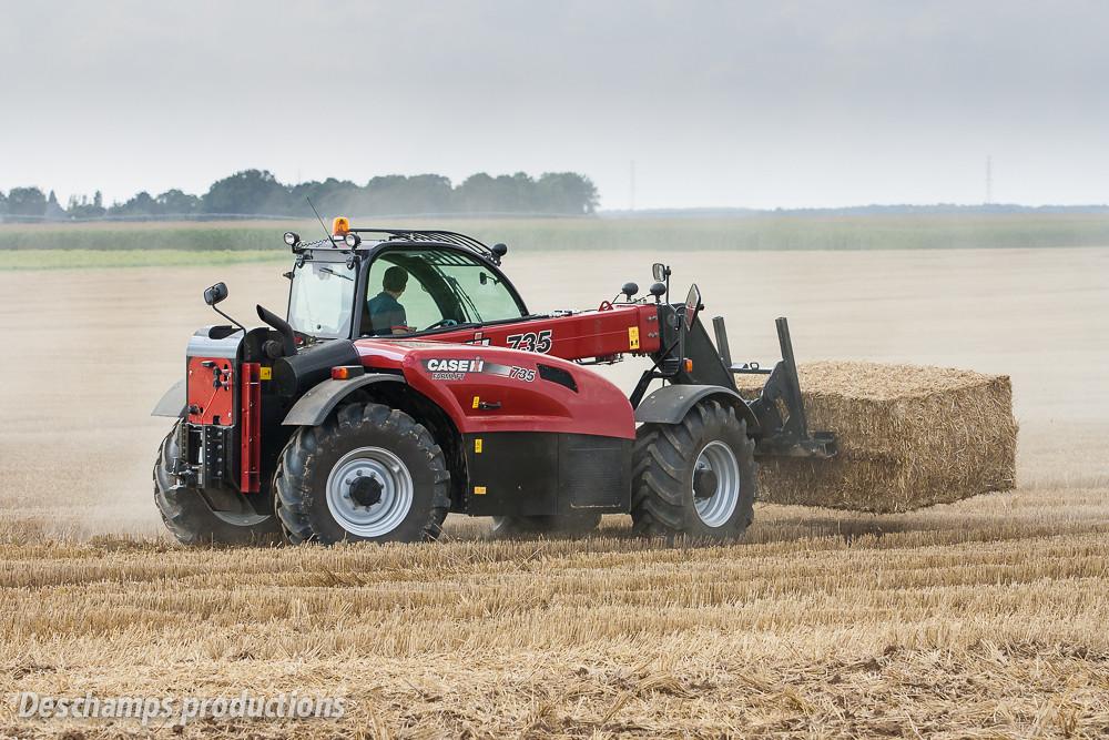 Case IH Farmlift 735 | Deschamps productions | Flickr