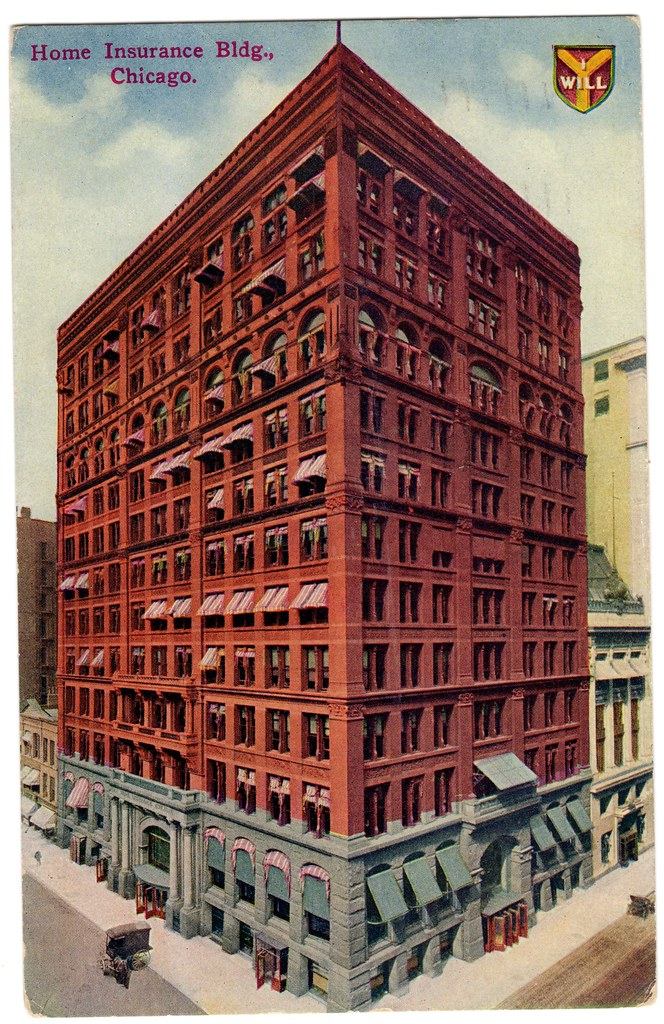 Home insurance building chicago this was the first for New home construction insurance