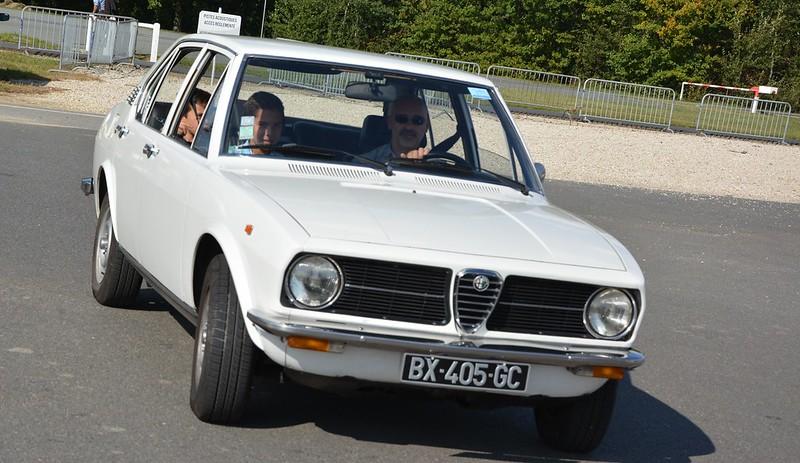 Forum Alfa Romeo Alfetta/ 75 & dérivées Transaxales