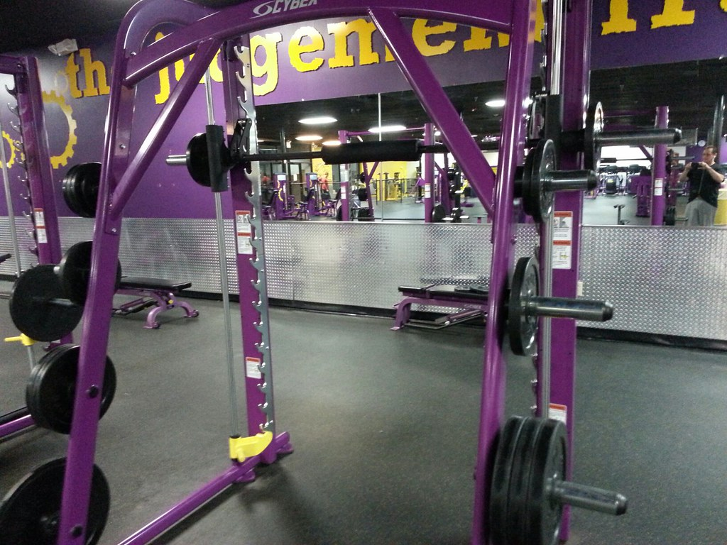 Planet fitness new hartford ny equipment flickr