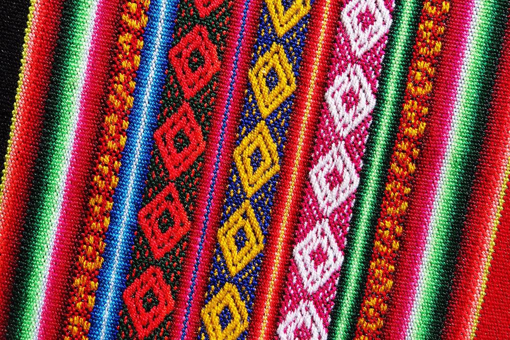 Texturas & Textures / Aguayo Andino / Peru / Bolivia | Flickr: www.flickr.com/photos/128184743@N02/15374154932