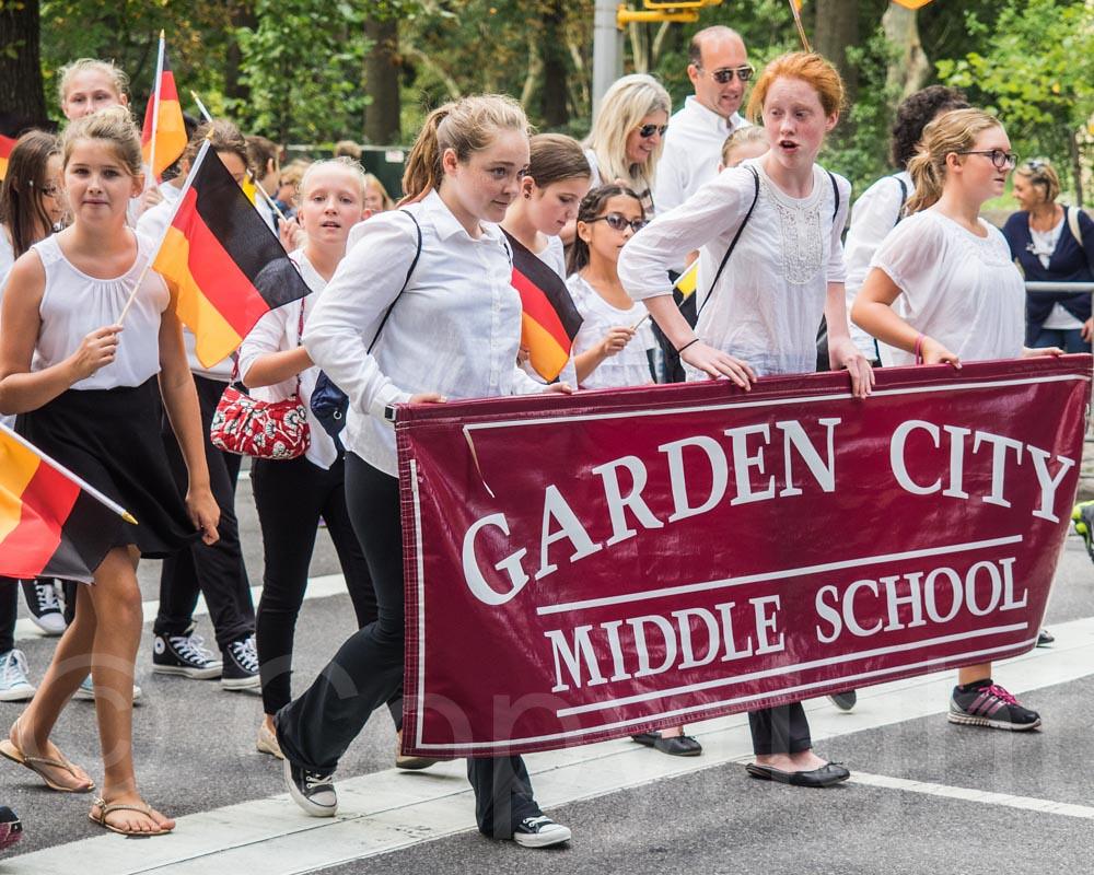 garden city middle school 2014 german american steuben parade of new york by - Garden City Middle School