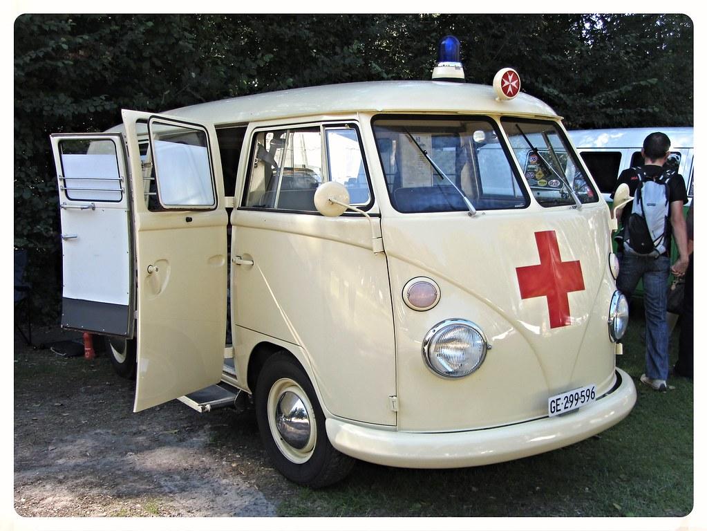 vw combi t1 ambulance vw porsche classic 2014 sion flickr. Black Bedroom Furniture Sets. Home Design Ideas