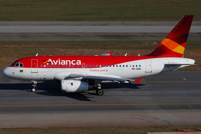 Avianca Brasil | Airbus A318 @ GRU