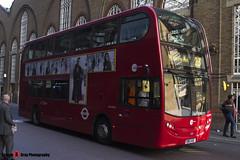 Alexander Dennis Trident Enviro 400 - SN12 AUC - DNH39132 - Tower Transit - Liverpool Street London - 140926 - Steven Gray - IMG_0283