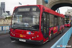 Scania N94UB East Lancs Myllennium - YR52 VFK - ELS11 - Go Ahead London London Central - Tower Bridge London - 140926 - Steven Gray - IMG_0077
